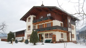 Der Neumaierhof im Winter